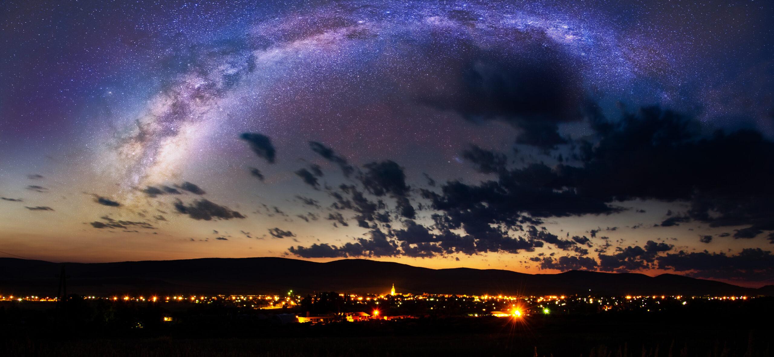 Határ a csillagos ég?